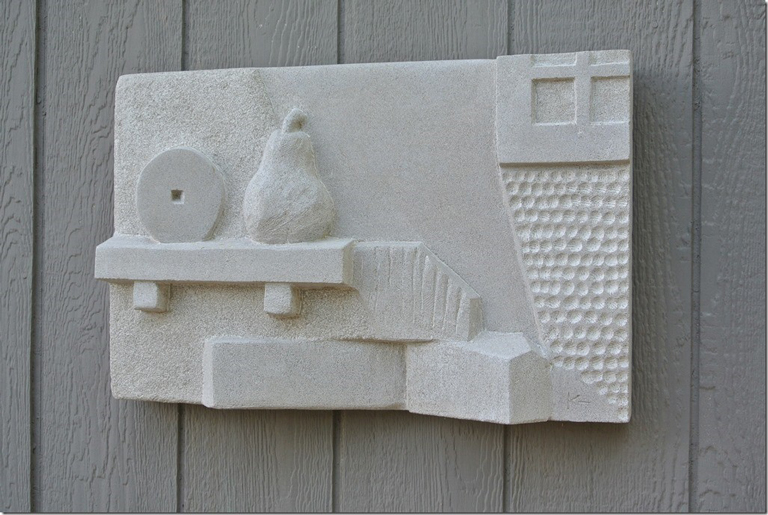 Appearently Garden WallHanging Limestone