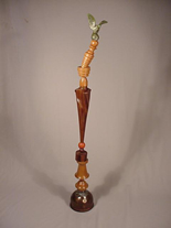 Eagle Spindle Cherry Walnut